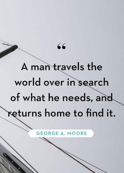 Quotes About Returning Home
