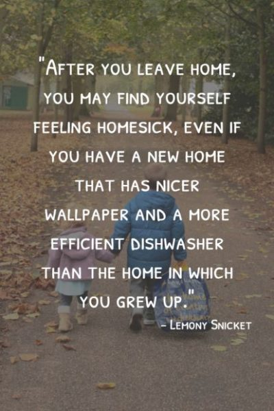 Quotes On Homesick