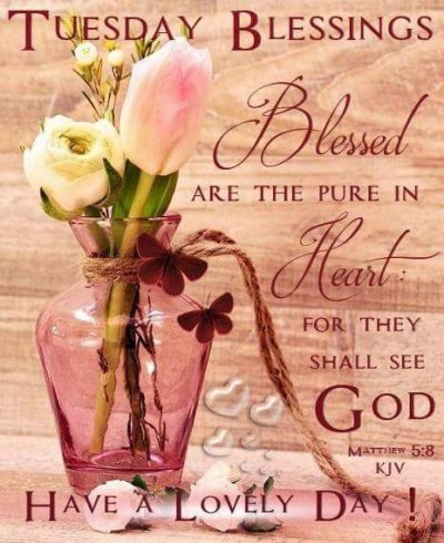 Blessed Tuesday Quotes