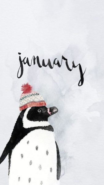 Cute January Background Pics