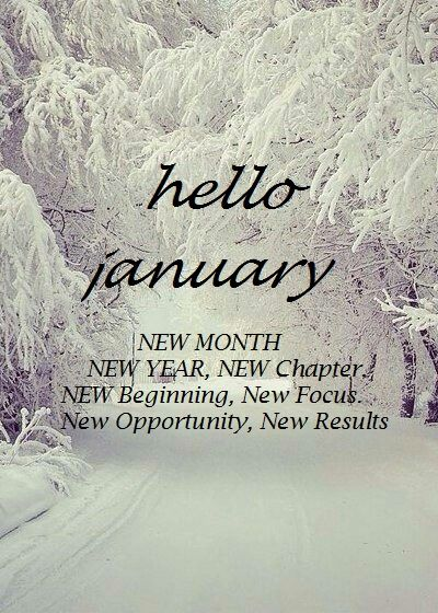 Hello January Pictures