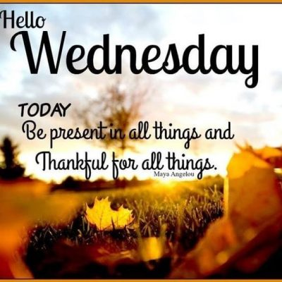Hello Wednesday Images