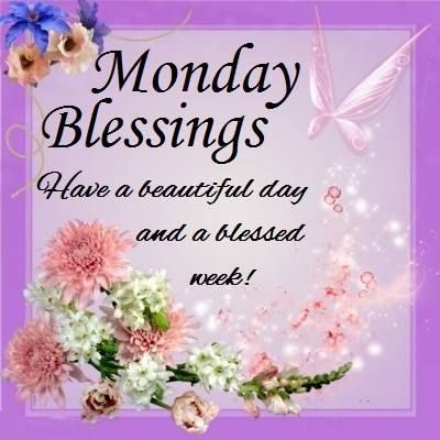 Sweet Morning Wishes For Monday