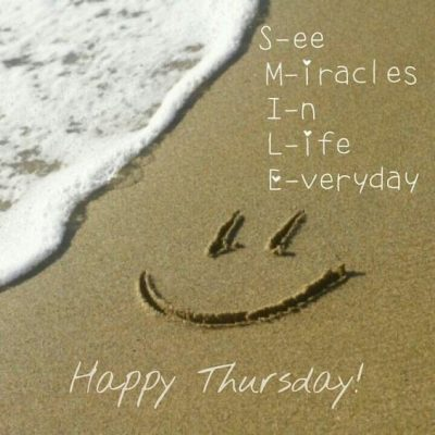 Thursday Inspirational Blessings
