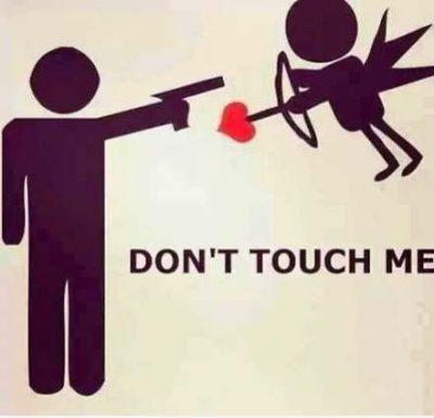 Anti Valentine's Day Photos