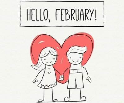 Best Hello February Wallpapers