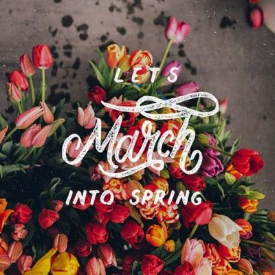 Cute March Background Pictures