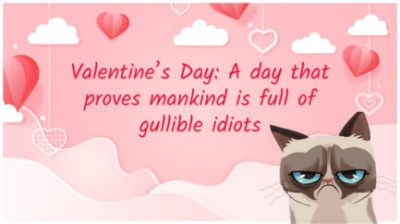 Funny 14th Feb Quotes