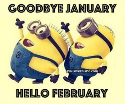 Funny February Quotations