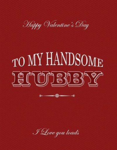 Happy Valentines Day Image For Husband