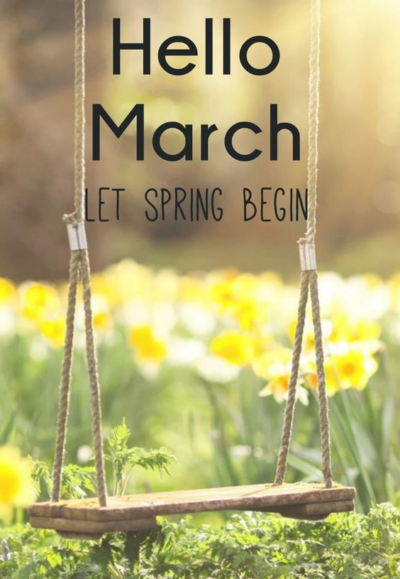 50+ Hello March Images, Pictures, Quotes, and Pics [2021]