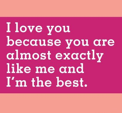 Humorous Valentine's Day Quote For Fb