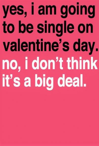 Single Quotes For Valentines Day