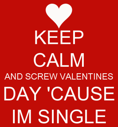 Single Valentine's Quotes For Whatsapp