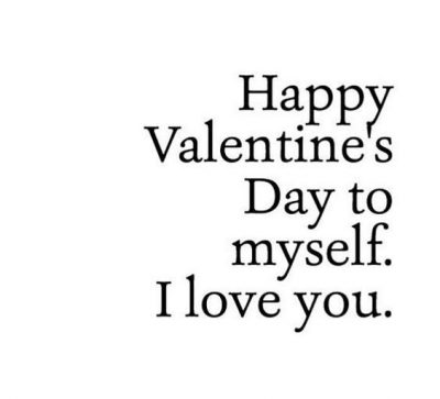 Valentines Greetings For Singles