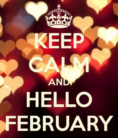 Welcome February Wallpapers for Whatsapp
