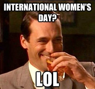 Funny Women's Day Images For Girlfriend