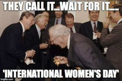 Hilarious Womens Day Pic