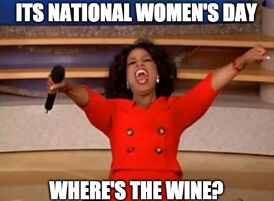 National Women's Day Memes