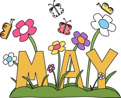 Free Animated May Image