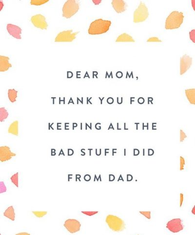 Funny Mother's Day Captions