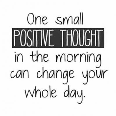 Positive Tuesday Picture Quote