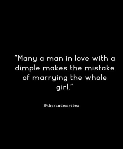 Quotes on Dimples on Cheeks