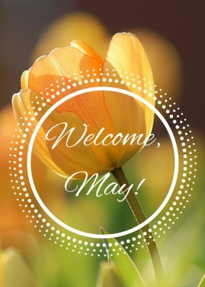 Welcome May Month 2020