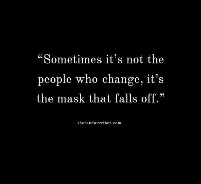 2 Faced Quotes