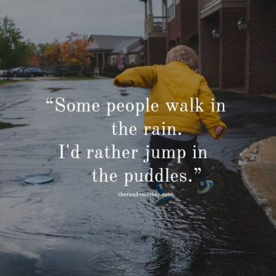 Funny Rainy Day Quotes Images