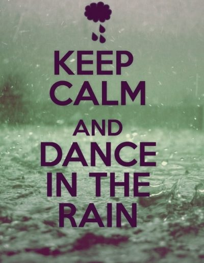 Funny Sayings About Rain