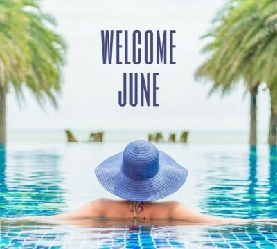 Welcome June Background Pics