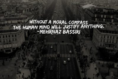 Quotes on Moral Compass