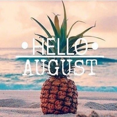 August Captions For Instagram