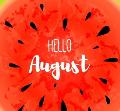 August Picture Quotes