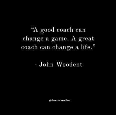 Best Coaching Quotes