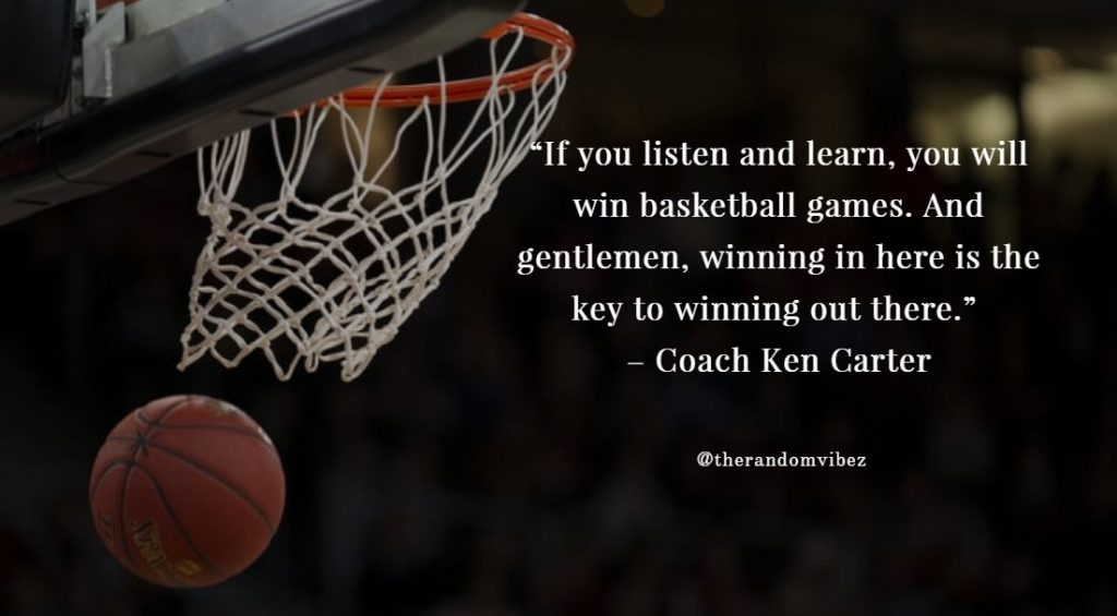 Coach Carter Quotes Images