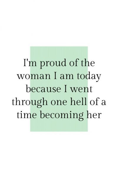 Determined Woman Quotes Images
