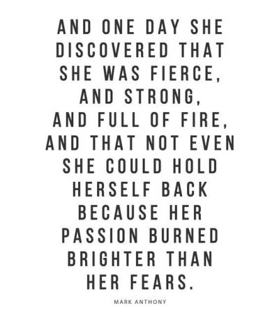 Strong Determined Woman Quotes