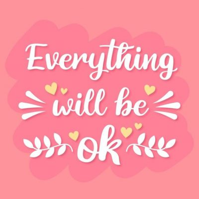 Everything will be OK Quotes Images