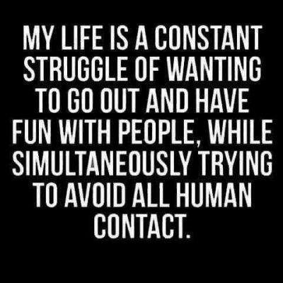 Funny Introvert Quotes Images