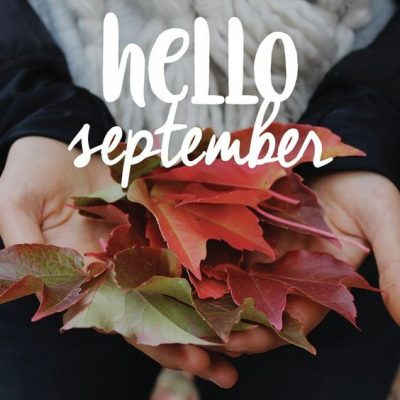 Hello September Pic