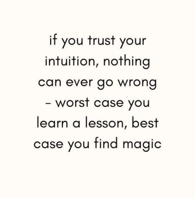 Motivational Intuition Image