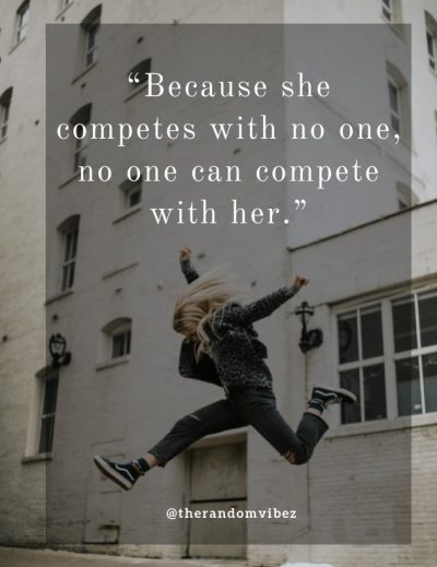 Ain't No Competition Quotes