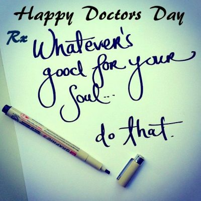 Happy Doctor's Day Wishes Images