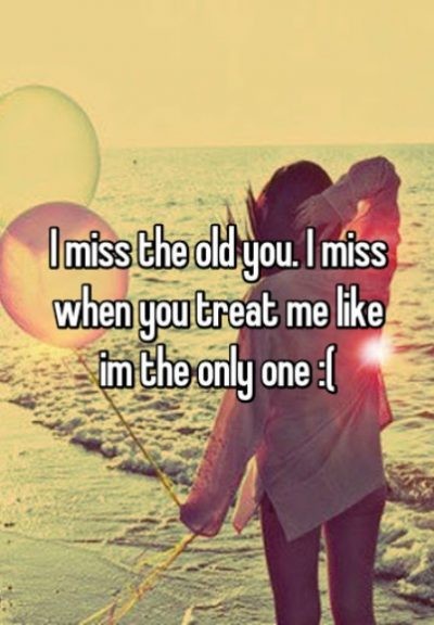 I Miss The Old You Pictures For Him