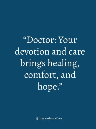 Inspirational Quotes for Doctors Images