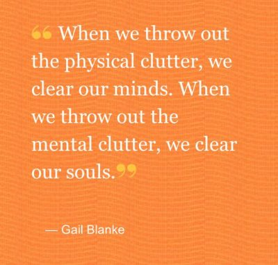 Mental Clutter Quotes