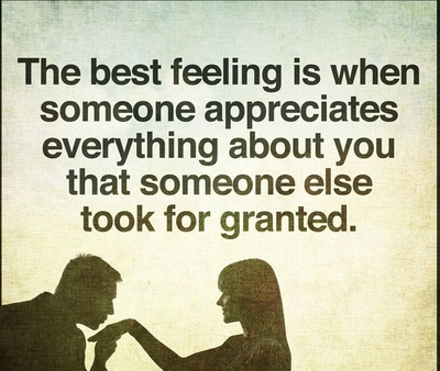 Taken For Granted In Love Quotes