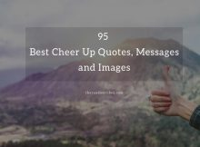 Best Cheer Up Quotes and Images
